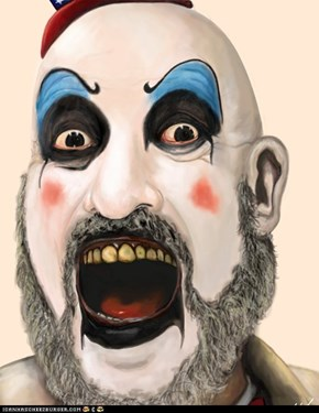VOTE CAPTAIN SPAULDING 2012