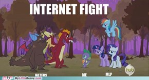 Internet Fight