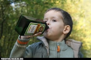 Jagerbaby Jagerbomb