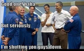 RIP NASA