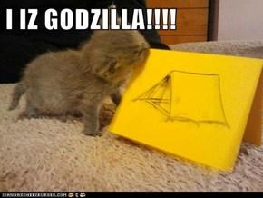 I IZ GODZILLA!!!!