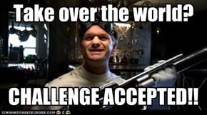 Barney Stinson: Supervillain