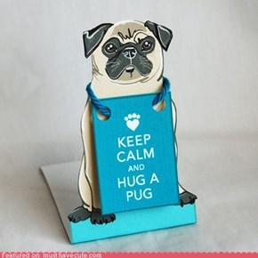Keep Calm Pug