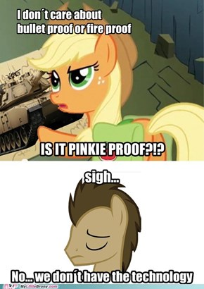 We Can't Stop Pinkie Pie
