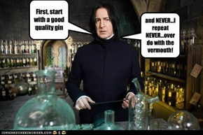 Best Potions Class Ever