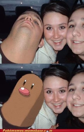 Diglett Wednesday: A Wild Diglett Appears!