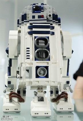LEGO R2 WIN