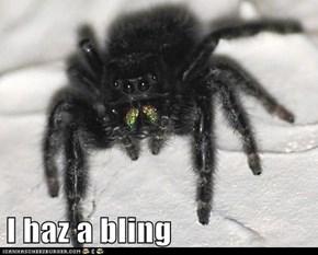 I haz a bling