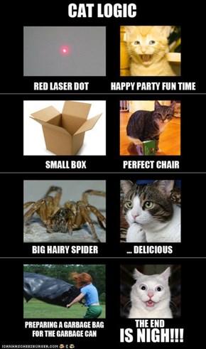 Cat Logic...