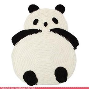 Desmond The Panda Rug