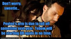 I Tebowed As Hard As I Could, Lori