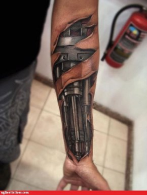 Tattoo WIN: Come With Him If You Want to Live