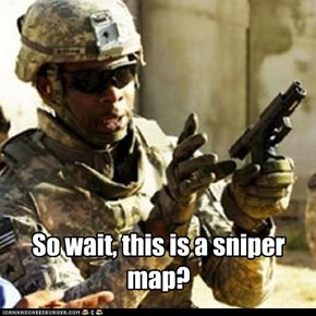 So wait, this is a sniper map?