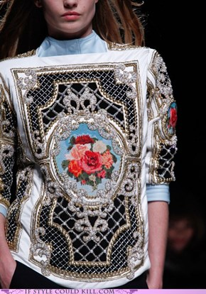 Balmain is Your Secret Admirer