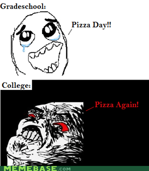 Every Day is Pizza Day
