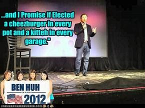 BEN HUH for PRESIDENT 2012
