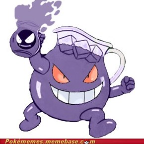 Poké Purple Drink