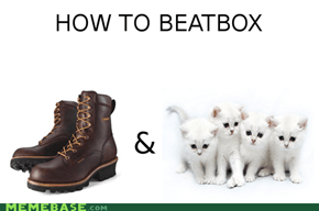 Say It Out Loud: Boots and Cats and Boots and Cats...
