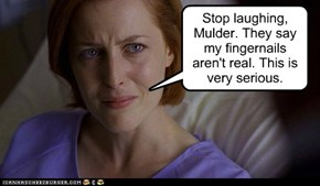 As The X-Files Turn