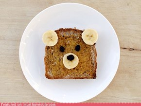 Epicute: Peanut Butter Bear