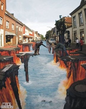 Chalk Art WIN