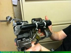 Cool Plasma Cutter, Bro