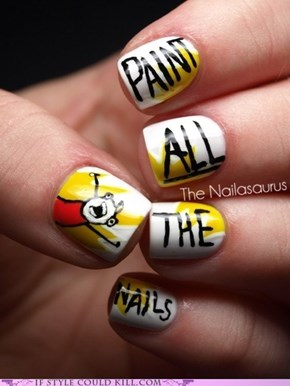 Meme All The Nails!