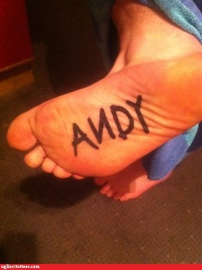 Toy Story the Tattoo: It Was Only a Matter of Time...