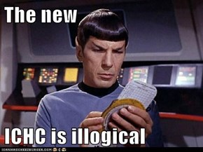The new   ICHC is illogical