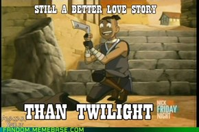 Hope Twilight Doesn't Come Back