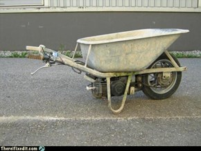 Wheelbarrows by Honda