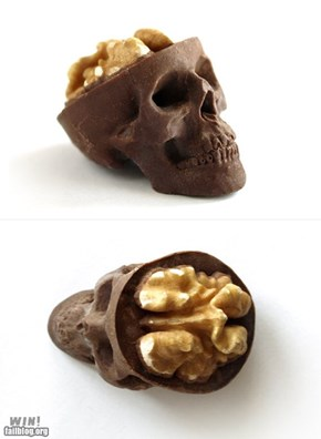 WIN!: Chocolate Skull WIN