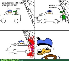 Uncle Dolan, Why!?