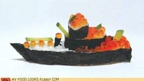 Sushi Battleship