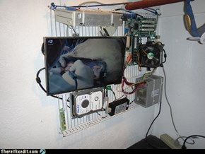 I Turned My Computer Inside Out
