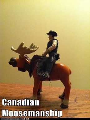 Canadian Moosemanship