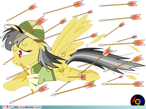 I used to want to be like Daring Do...