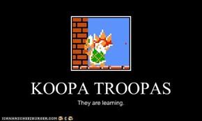 KOOPA TROOPAS