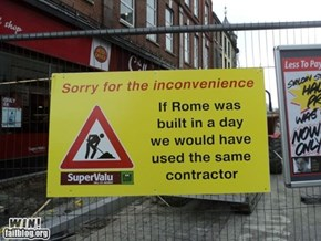 Construction WIN