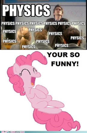 Pinkie Pie's Favorite Joke