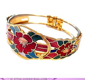 Yay for Cloisonné