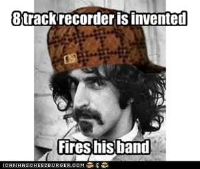 Scum Bag Zappa