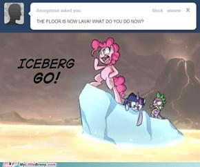 ICEBERG GO!