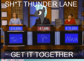Come On, Thunder Lane!