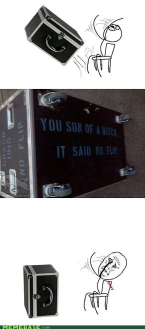 The Box... Says No