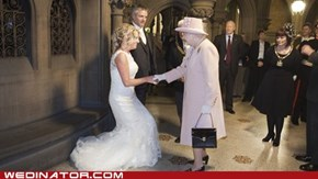 Queen's wedding visit at Manchester Town Hall 'the best present'