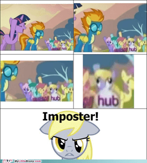 You're Not Derpy!