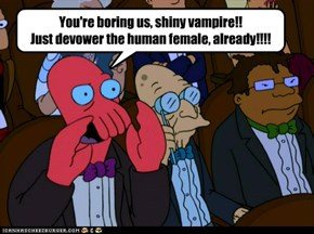 Zoidberg Says What We're All Thinking