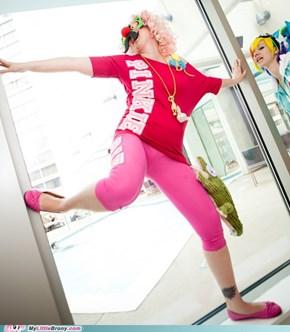 Cosplay: moar Pinkie Pie!