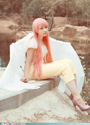 Cosplay: Level Fluttershy